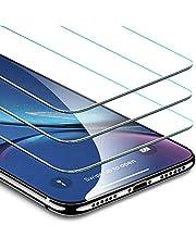 ESR Pellicola Protettiva iPhone XR [2 Packs], Pellicola Vetro Temperato [Anti-Graffo/Olio/Impronta] con 9H Durezza Protezione Elevata per Apple iPhone XR da 6,1 Pollici (Uscito a 2018)