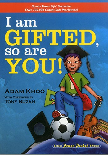 I Am Gifted, So Are You! cover