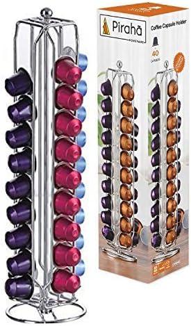 40//48 48 dise/ño giratorio EVER RICH /® Soporte para c/ápsulas de caf/é Nespresso