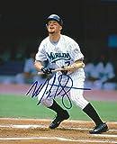 Signed Mark Kotsay Photo - 8x10 COA - Autographed MLB Photos