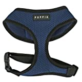 PUPPIA International PUAC30RBMD Harness So-Feet, Royal Blue, Medium