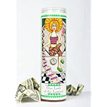 Everyday Our Lady of The Lottery Prayer Candle