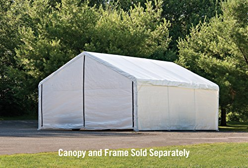 (Super MAX 18 X 20 Ft. Canopy( Enclosure Kit Only ))