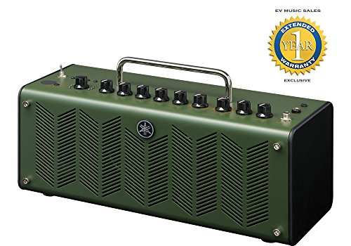 Yamaha THR10X Desktop Guitar Amp - Hi Gain by Yamaha