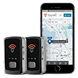 Spy Tec STI GL300 Mini Portable Real Time Personal and Vehicle GPS Tracker Pack of 2