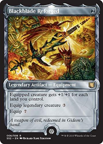 Magic: The Gathering - Blackblade Reforged - Signature Spellbook: Gideon