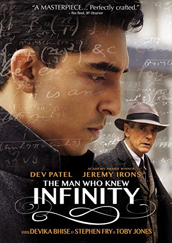 Knew Dvd (The Man Who Knew Infinity)