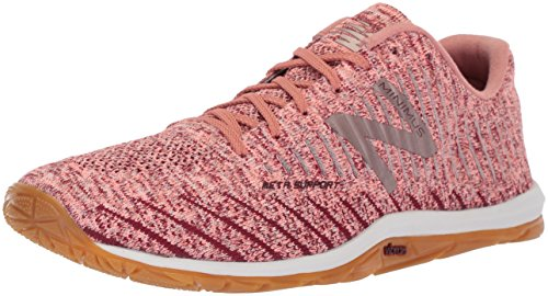 誇りに思う近似唇New Balance Womens Minimus WX20BP7 Low Top Lace Up Running Sneaker