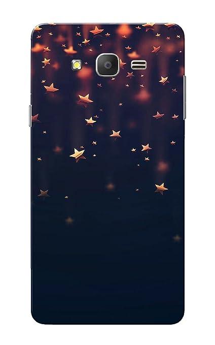 premium selection b0711 e9e72 Caseria Hard Case for Samsung Galaxy On7/On7 Pro (Black)