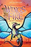 #6: The Lost Continent (Wings of Fire, Book 11)