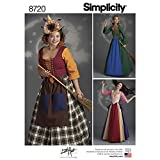 Simplicity Creative Patterns US8720H5 Costumes