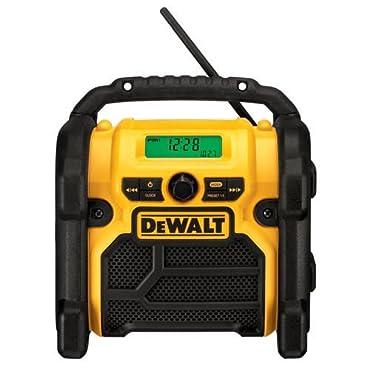 Dewalt DCR018R Factory-Reconditioned Radio