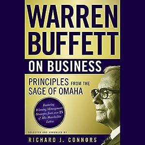 Warren Buffett on Business Hörbuch