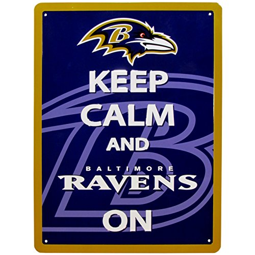 NFL Baltimore Ravens Keep Calm -