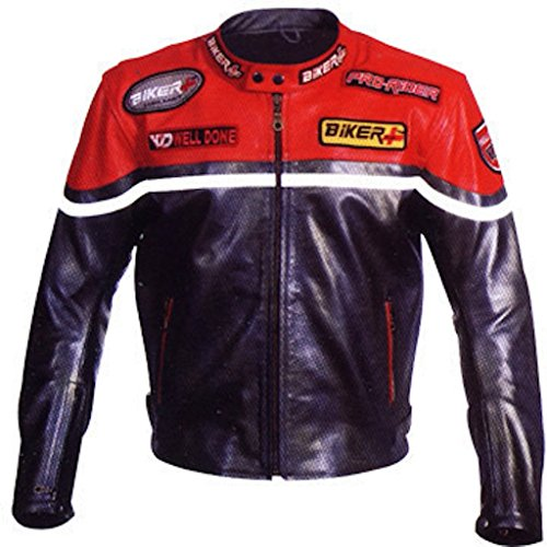 Mens Suzuki Leather - 3
