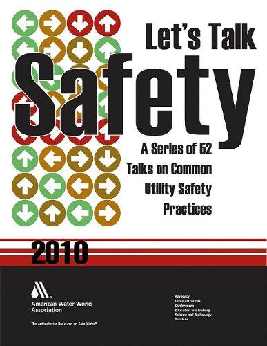 Awwa 2010 Safety Talks: Waterworks: 9781583217436: Amazon