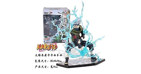 Amazon.com: Anime Naruto Ninja Copiador hatake kakashi con ...