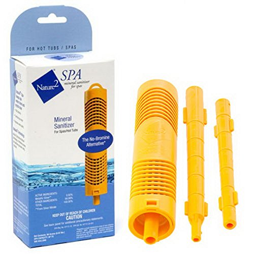 Hot Tub Spa Mineral Stick Cartridge Sanitizer Purifier Nature 2 Zodiac
