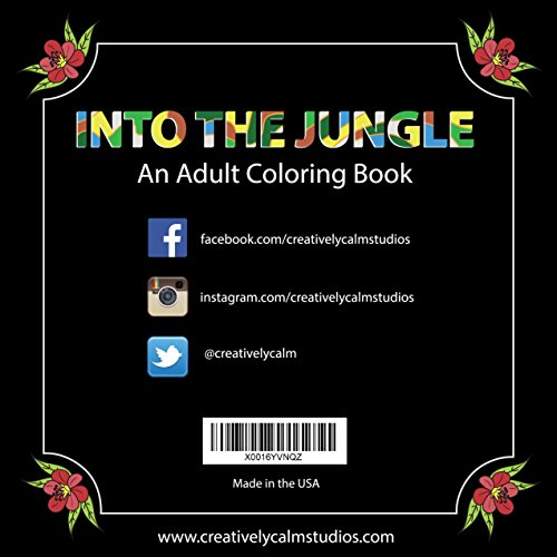 Creatively Calm Studios Adult 3 Coloring Books