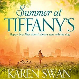 Summer at Tiffany's Audiobook