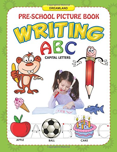 ABC Capital Letters Writing (Pre-School Picture Books)