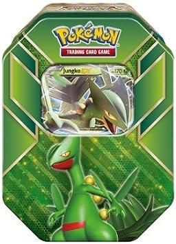 Asmodée Pokémon - Caja metálica de Sceptile XY de Pokémon (Navidad ...