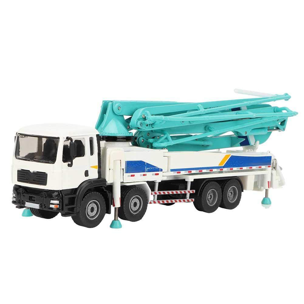 Nannday Modellauto LKW Kinder Legierung Betonpumpe Modellauto LKW Engineering Fahrzeuge Kinder Spielzeug f/ür Jungen M/ädchen
