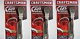 Craftsman Bottle Cap Wrench Bottle Opener 944500 Pack of 3!