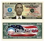 2012 Obama Dollar