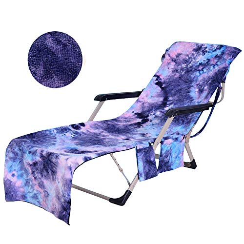 Beach Lounge Chair Cover By Lmeison Chaise Lounge Towel