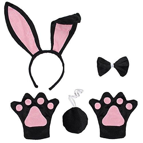 Mwfus Baby Girls Rabbit Bunny Ear Fancy Dress