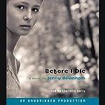 Before I Die | Jenny Downham