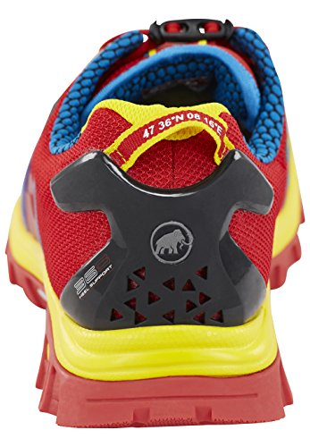 Mammut Zapatilla mtr 201 low hombre inferno-sunglow - inferno/sunglow