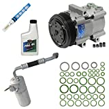 Universal Air Conditioner KT 4116 A/C Compressor and Component Kit