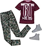 Barbie Ken Fashion Pack Camouflage Set