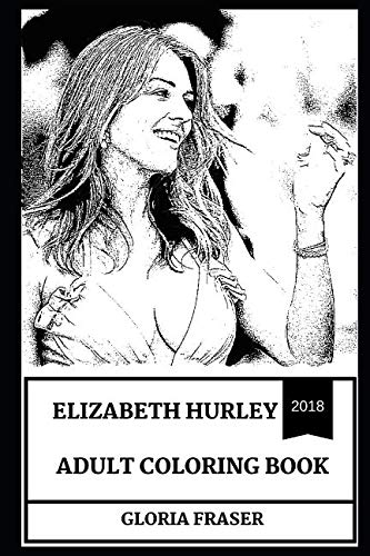 Austin Powers Girls Costumes (Elizabeth Hurley Adult Coloring Book: Classical Austin Powers Girl and Hot Model, Cultural Sex Symbol and Beautiful Actress Inspired Adult Coloring Book (Elizabeth Hurley Books))