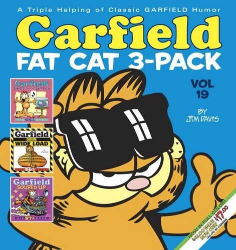 Garfield Fat Cat 3-Pack #19