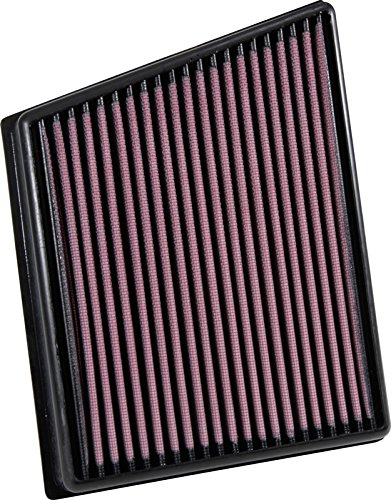 K&N 33-3075 Replacement Air Filter, 1 Pack by K&N