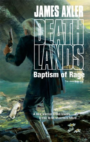 book cover of Baptism of Rage