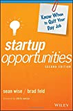 img - for Startup Opportunities: Know When to Quit Your Day Job book / textbook / text book
