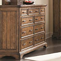 Coaster 203893 Home Furnishings Dresser, Vintage Bourbon