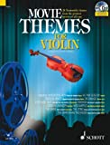 Movie Themes for Violin, Max Charles Davies, 1847610005