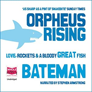 Orpheus Rising Audiobook
