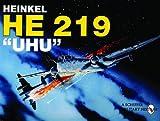 German UHU - He219 Aircraft, Heinz J. Nowarra, 0887401880
