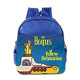Toddler Kids Yellow Submarine School Backpack Style Baby Boys Girls School Bags