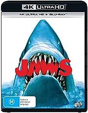 Jaws [2 Disc] (4K UHD + Blu-ray)