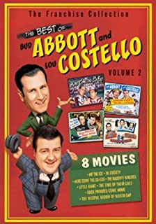 The Best Of Bud Abbott And Lou Costello Volume 2