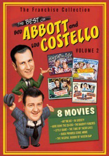 The Best of Bud Abbott and Lou Costello: Volume 2 (Best Of Abbott And Costello)