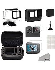 Kupton Accessori Kit per GoPro Hero7 Black/2018/6/5