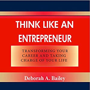 Think like an Entrepreneur Hörbuch